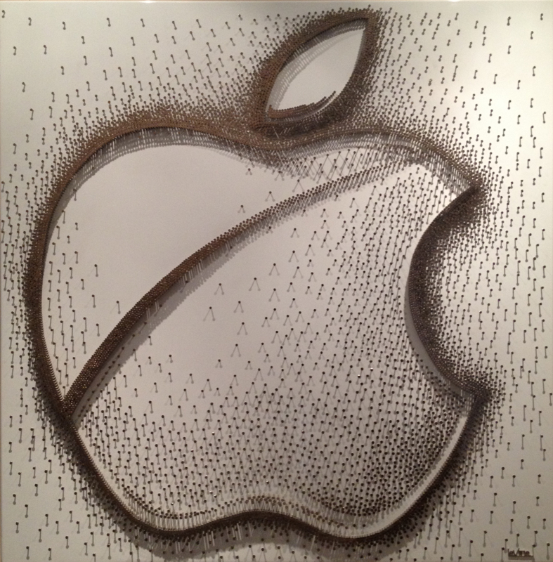 Apple logo 014