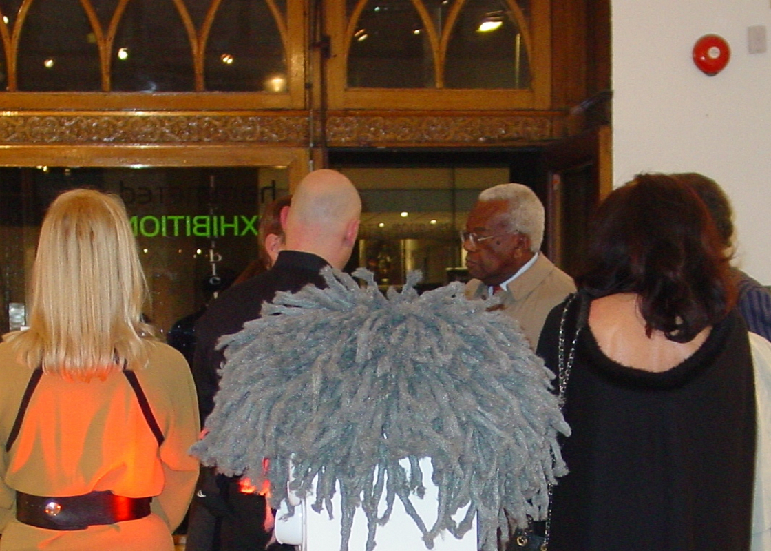Gallery 27 Cork Street 035 Sir Trevor McDonald